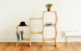 MODOS, flat-pack furniture,