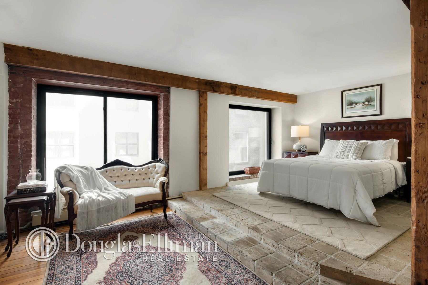 288 west street, tribeca, loft, condo, bedroom