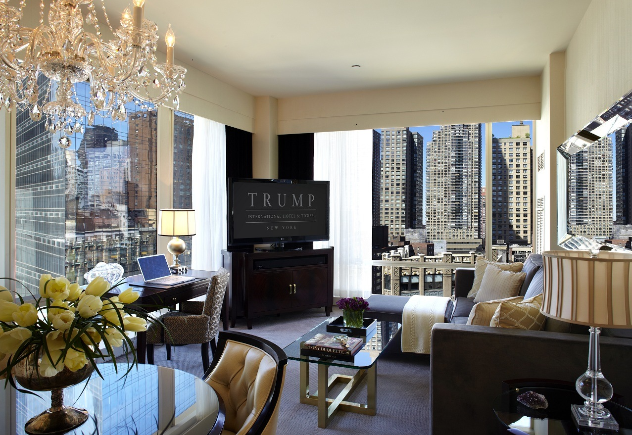 Trump Tower New York Rooms Per Year