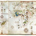 Vesconte Maggiolo, Daniel Crouch, oldest map of New York, most expensive map