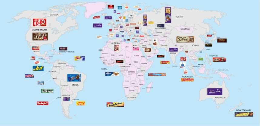 These sweet maps reveal the most por candy by state and ... on mint world map, britannia world map, palm world map, coins world map, lego world map, cheese world map, gourmet world map, spooky world map, city lights world map, bunny world map, plants world map, seasonal world map, capri world map, meat world map, bamboo world map, abstract world map, apple world map, water drop world map, new years world map, beans world map,