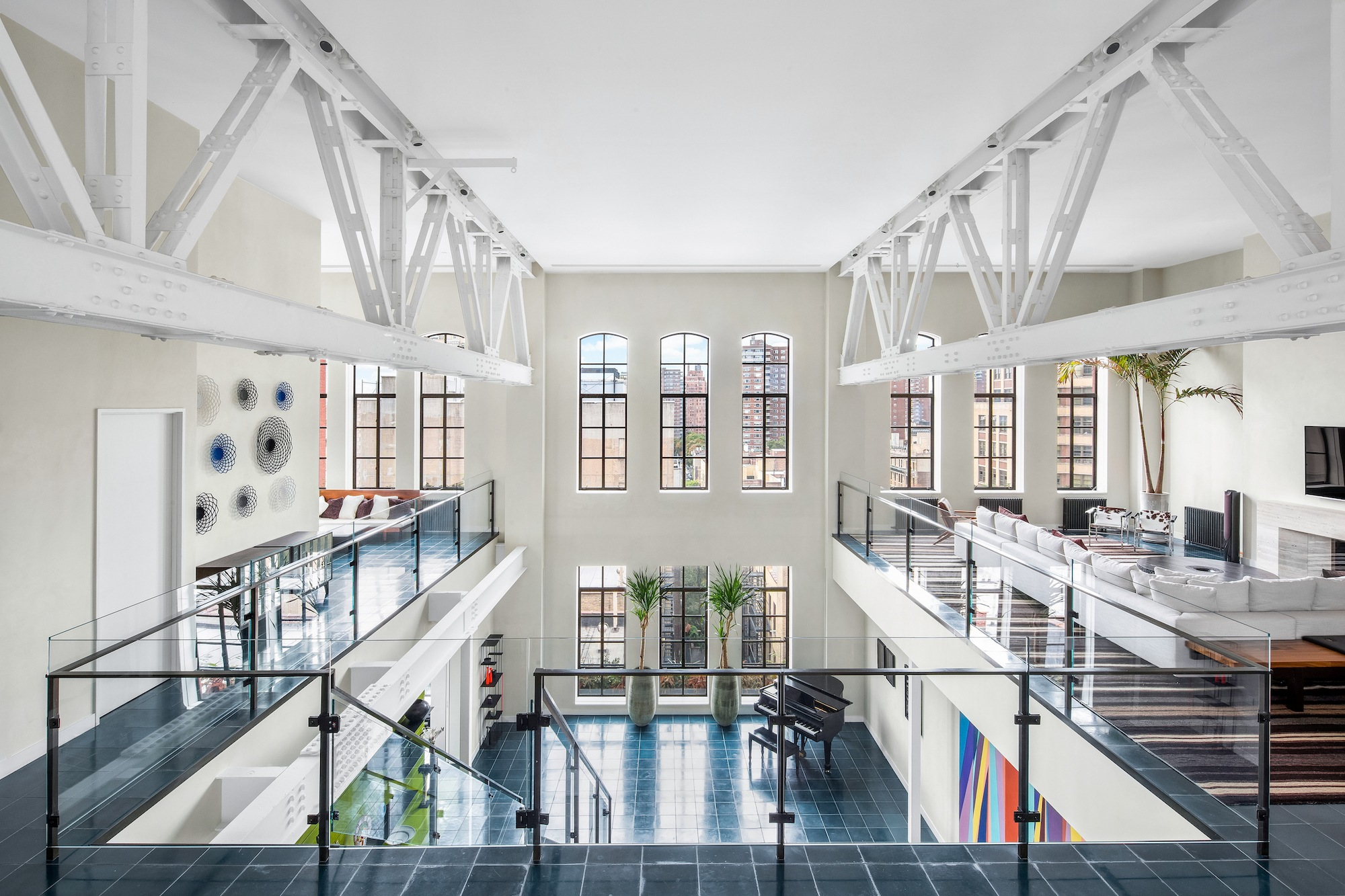 14 5m annabelle selldorf designed chelsea duplex was once a ymca