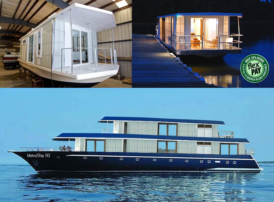 Everything you need to know about houseboat living in NYC