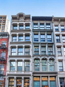 52 Lispenard Street, Tribeca condos