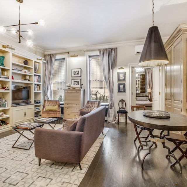 Elegant one bedroom right off Central Park asks $4,900/month