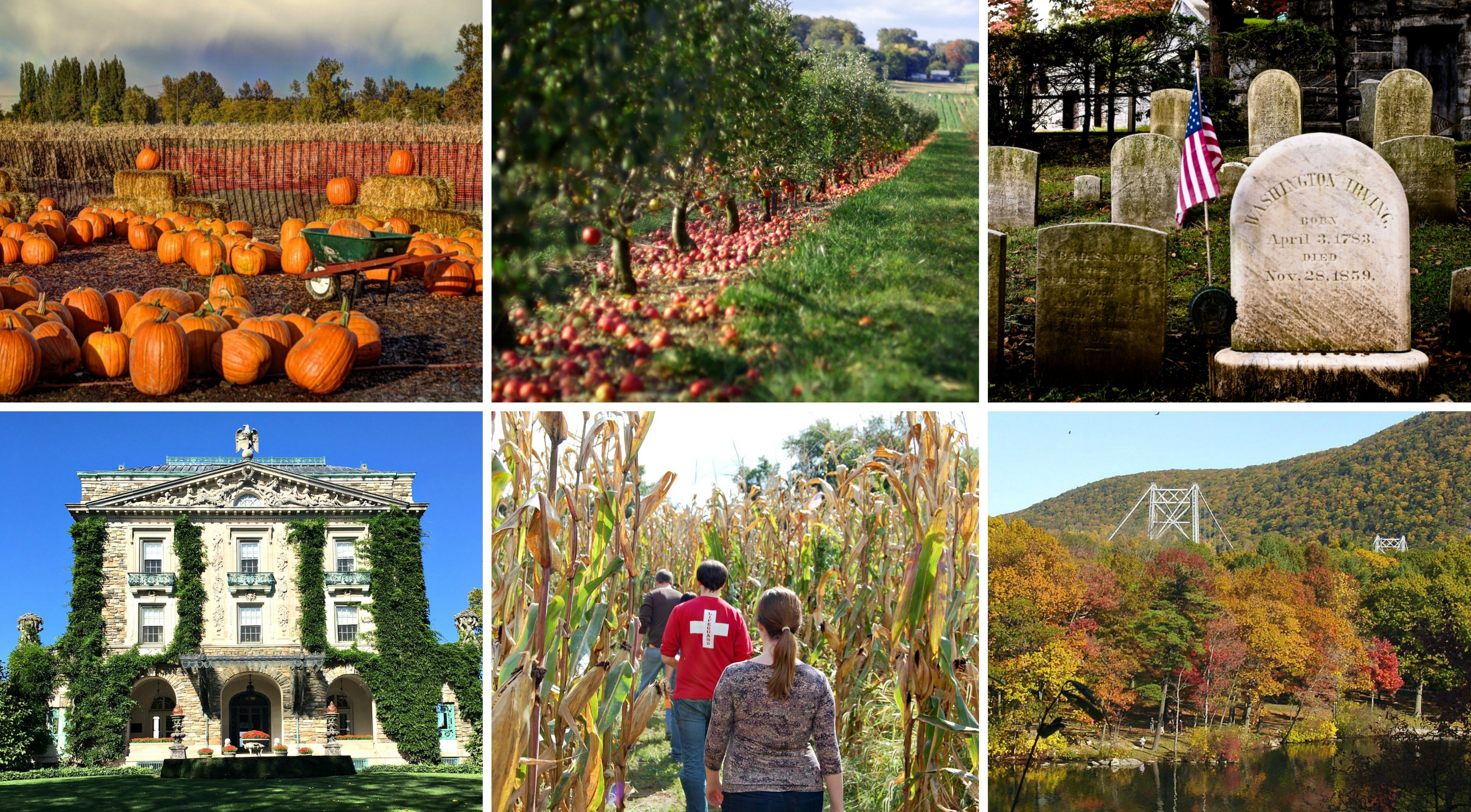the best day trips this fall from cemetery tours to historic