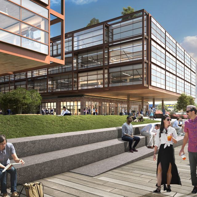 As Red Hook's Norman Foster office complex plans move forward, local residents want more input