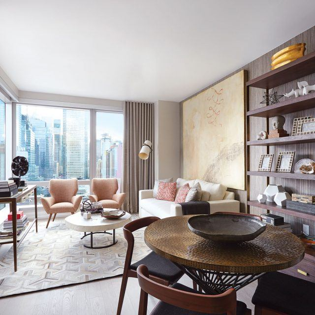 Listings and pricing go live for Extell's amenity-filled Hudson Yards Skyscraper 555Ten
