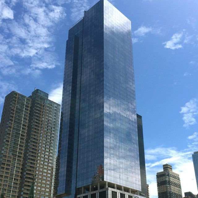 90 apartments up for grabs at Extell's 555Ten in Hudson Yards from $613/ month