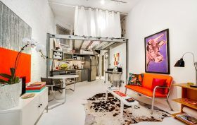 92 Horatio Street, Cool listings, west village, co-op, studio