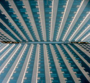trel brock, The GM building