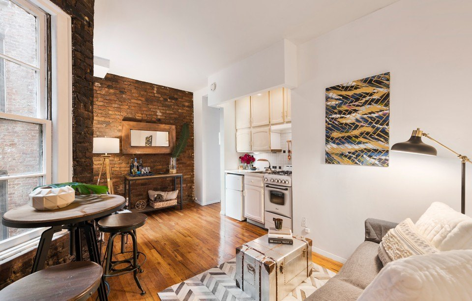 $625K West Soho co-op is simple and sweet–and the place next door is for sale
