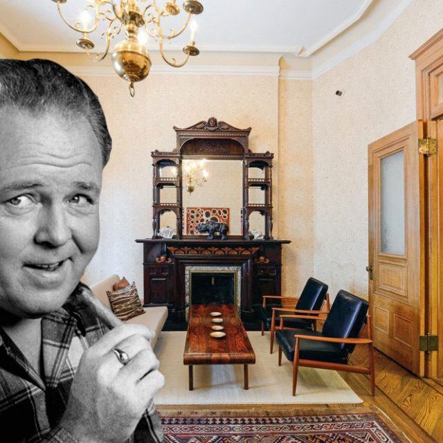 Preserved Dakota apartment of late 'All in the Family' actor Carroll O'Connor sells for $2.8M