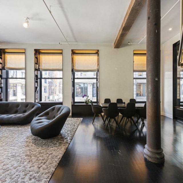 Bankrupt Gawker founder Nick Denton lists Soho loft for $4.25M after judge denies rental attempt