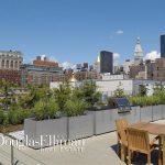 O'Neill Building, 655 Sixth Avenue, Mariska Hargitay, Hugh O'Neill's Dry Goods Store, Chelsea penthouse