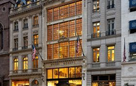Coty Building, currently occupied by Henri Bendel, 714 Fifth Avenue. Photo: Beyer, Blinder, Belle Architects