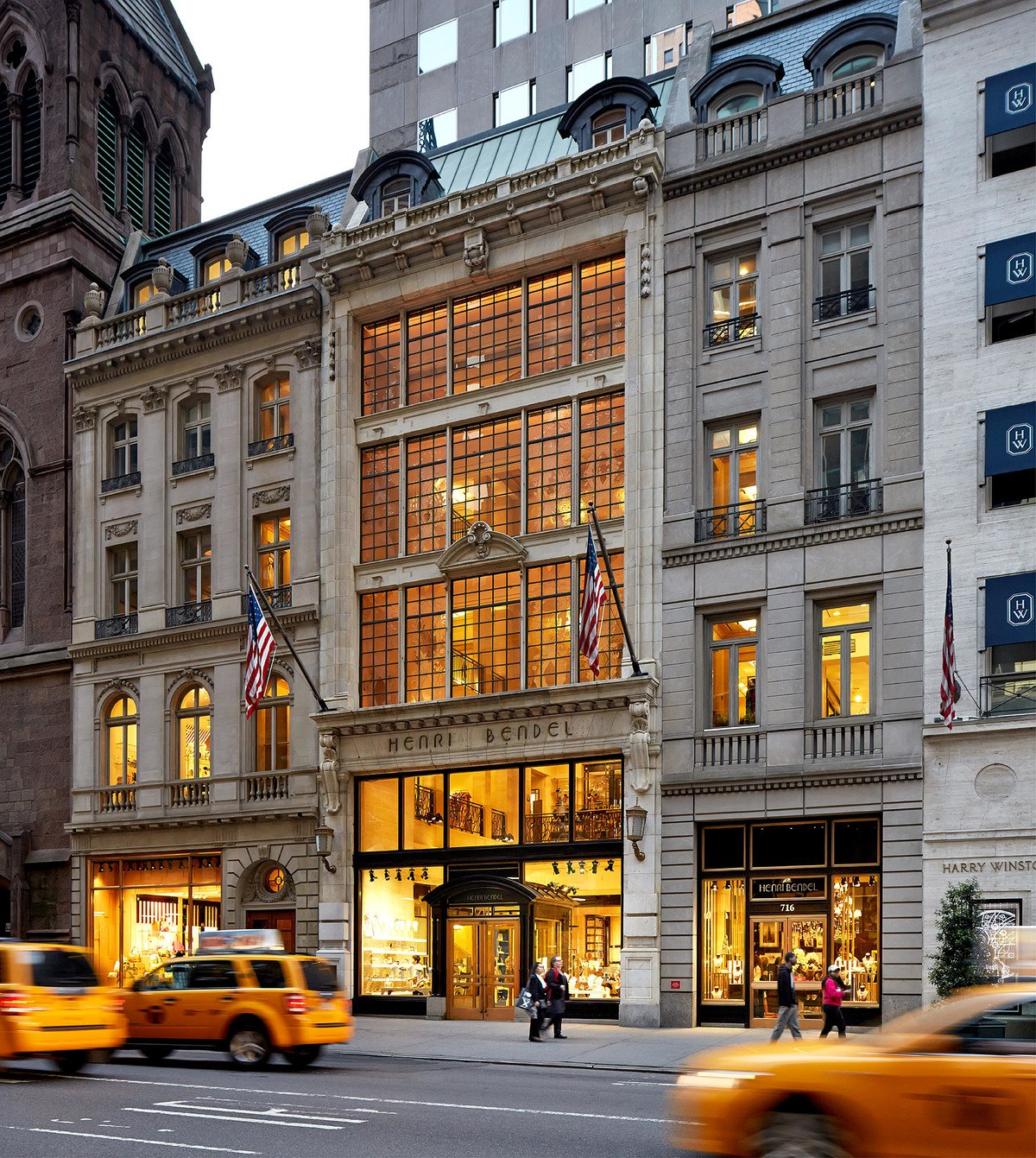 Ren Laliques Windows Saved This Fifth Avenue Building From