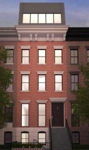 224 west 22nd street, billy bush, chelsea townhouse, ODA Architects
