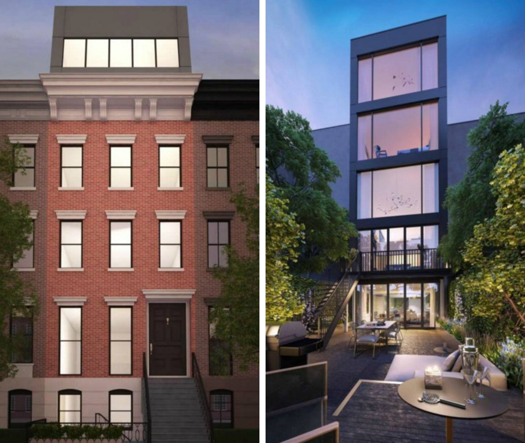 224 west 22nd street, billy bush, chelsea townhouse, ODA Architects