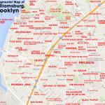 Judgmental Maps, Trent Gillaspie, Maps, New York City, Manhattan Brooklyn, Neighborhoods, Cartography, book,