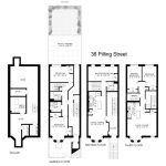 36 Pilling Street, Bushwick, townhouse, two-family, brooklyn townhouse