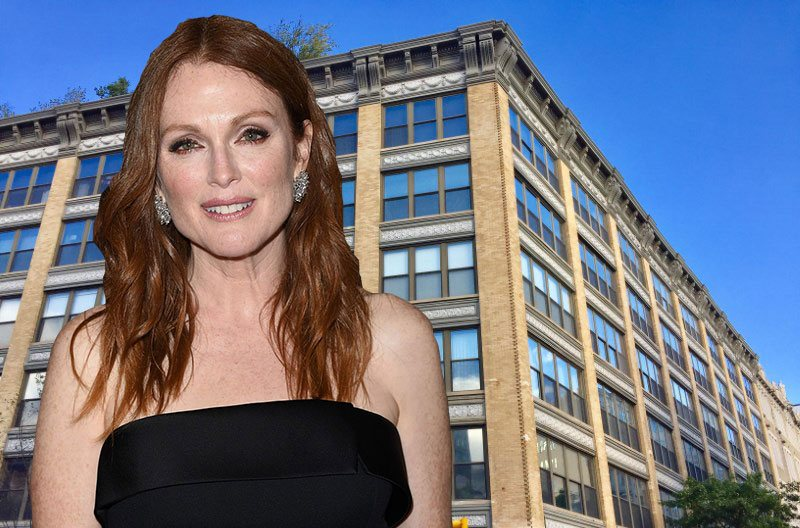 Julianne Moore's onetime West Village loft asks $4.3M