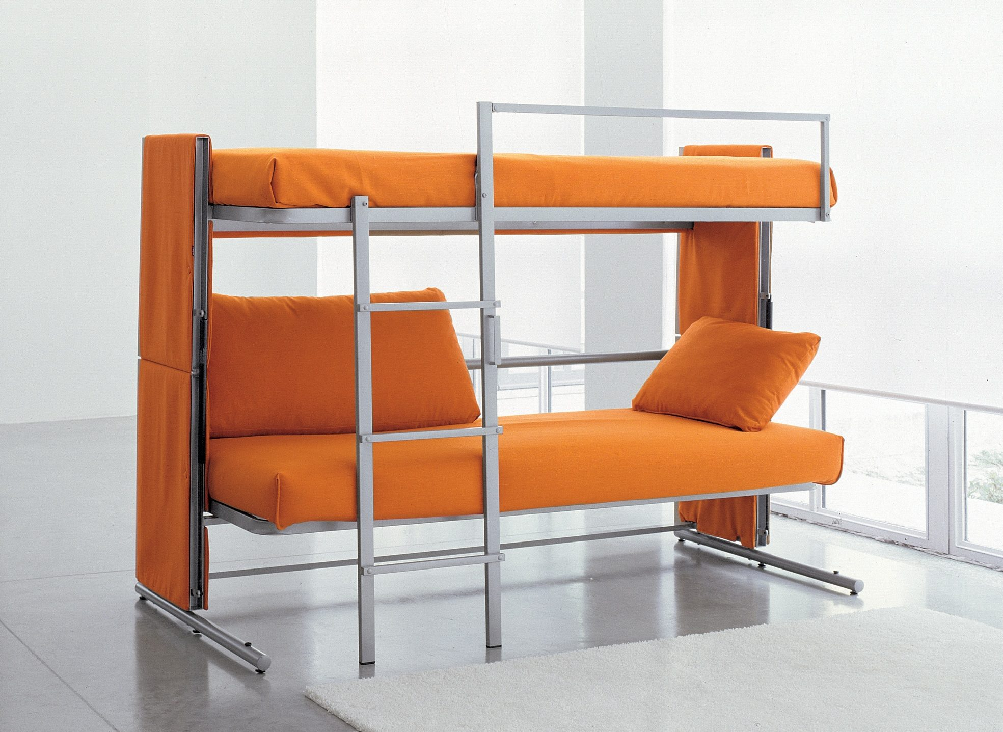 Enjoyable Bed Bunk Bed With One Bed On Top Ocoug Best Dining Table And Chair Ideas Images Ocougorg