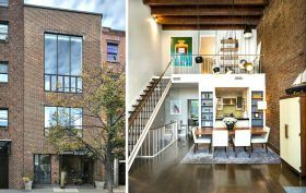 541 hudson street, townhouse, west village