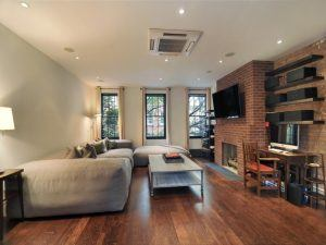 56 Bank Street, Derek Jeter, A-Rod, Alex Rodriguez, celebrities, west village, townhouse, cool listings