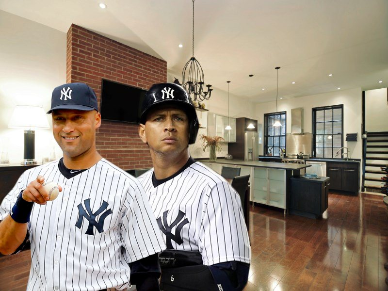 Derek Jeter and A-Rod's former home goes into contract; the strange things left in library books