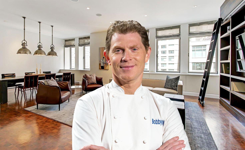 Bobby Flay New York Apartment