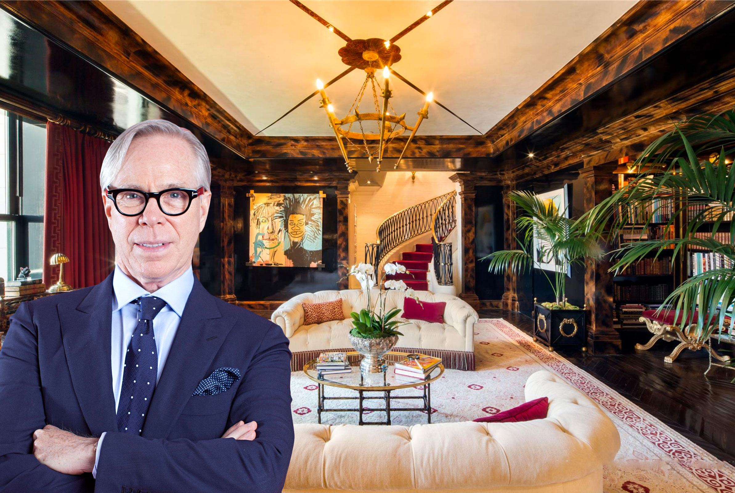 6da0c8a13 Tommy Hilfiger again drops price of his Plaza Hotel penthouse to $50 ...