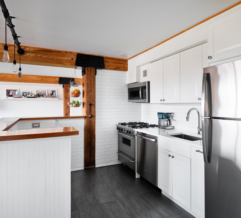 Factory Seconds Kitchen Cabinets: $1.5M Carroll Gardens Loft Mixes Factory Details And Fun