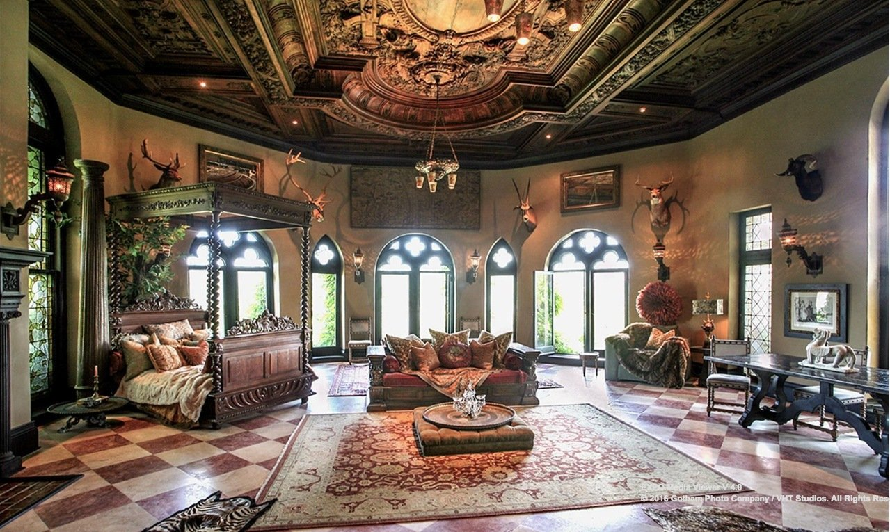 Yonkers Castle With More Than 20 Rooms Is Out Of This World 6sqft