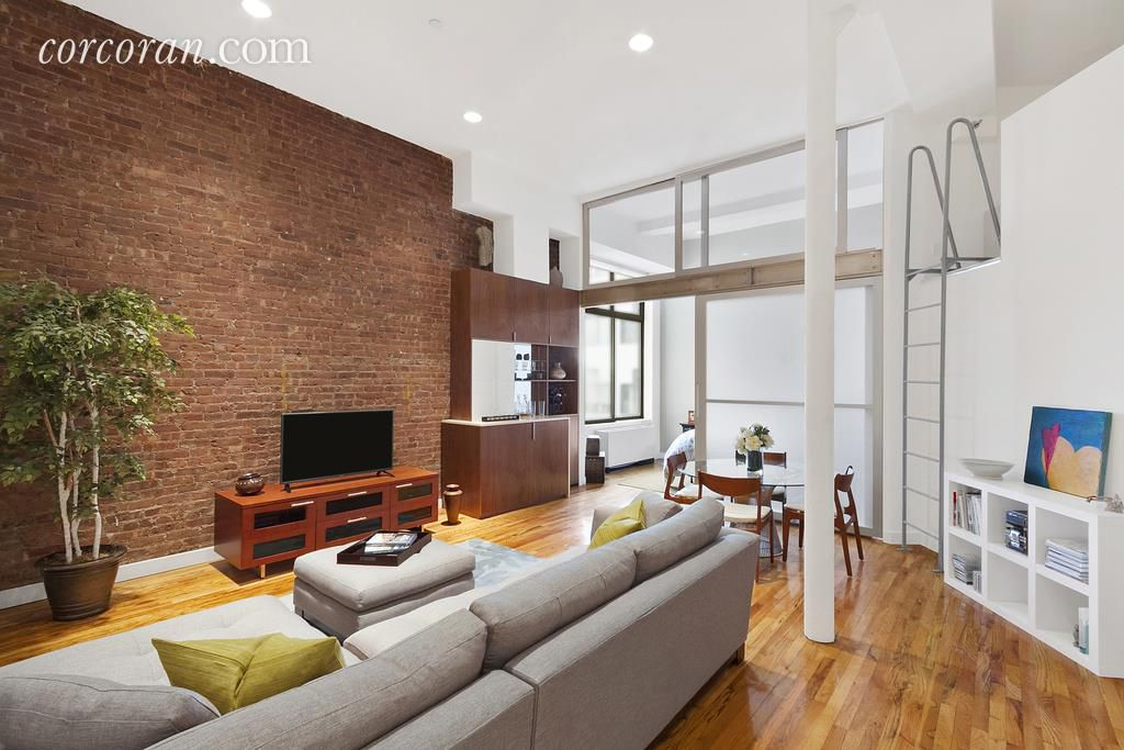 77 Bleecker Street, Bleecker Court, Mancini Architects