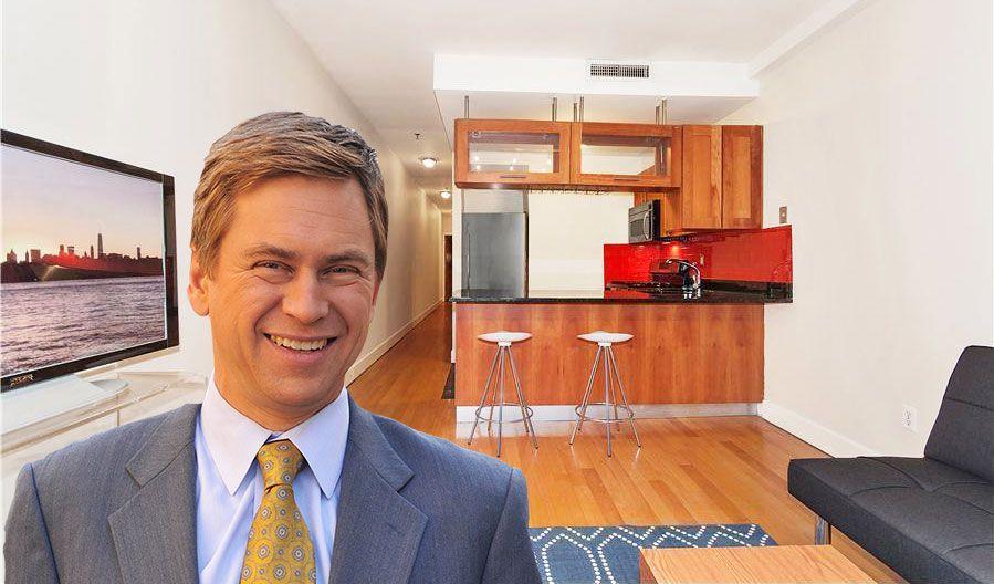 Pat Kiernan apartment.