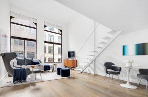 67 East 11th Street, The Cast Iron Building, Kate Bock, Greenwich Village lofts