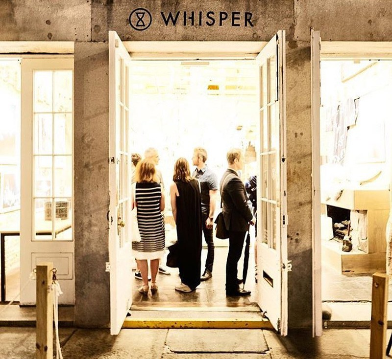whisper-editions