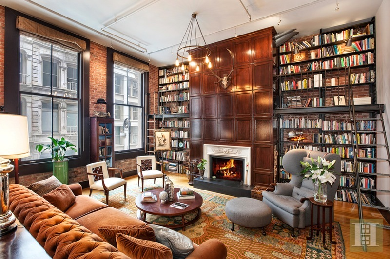 This $3.5M Tribeca Apartment Has The Bones Of A Loft, The Polished  Interiors Of A Mansion