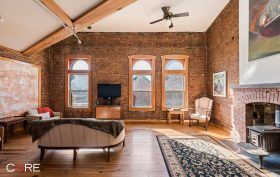 109 south 9th street, montrose morris, core new york, living room