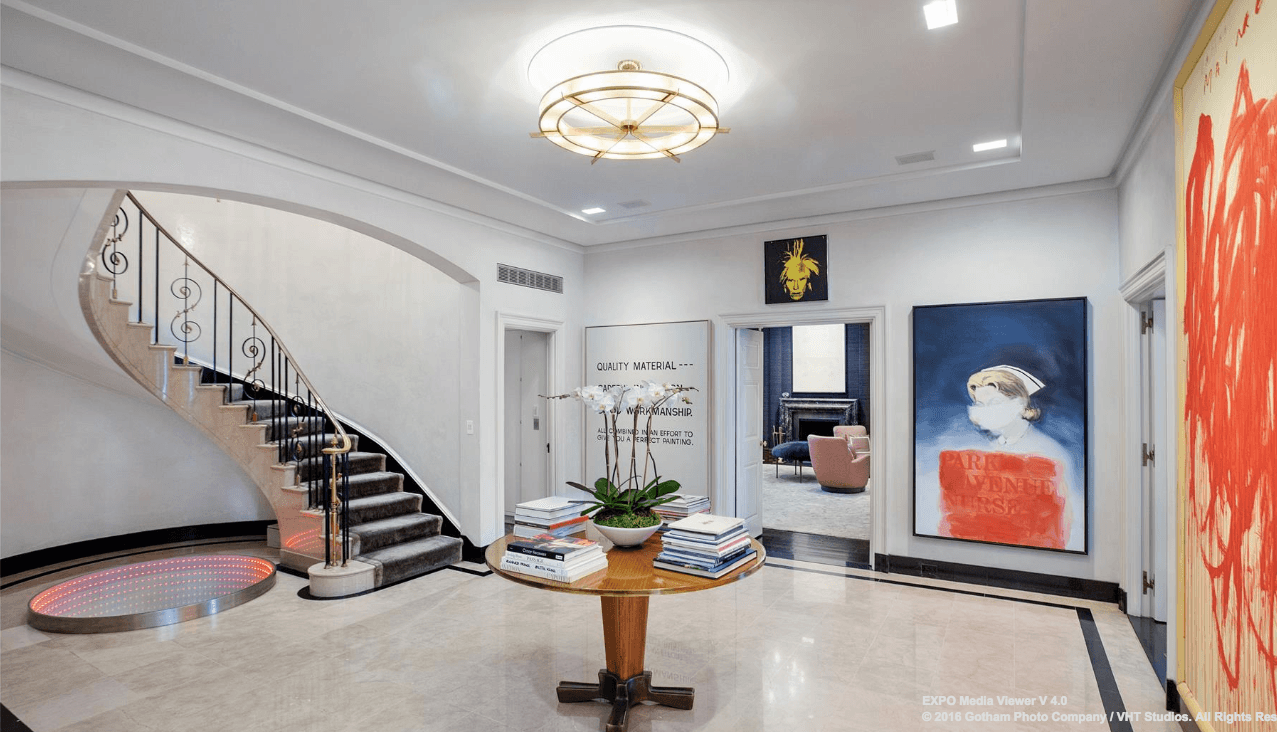 Jacqueline kennedy onassis s childhood home gets a major for 740 park avenue apartment for sale