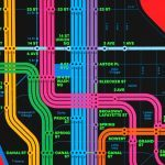 DAVID HEASTY, ONE COLOR SUBWAY MAP, STEFANIE WEIGLER, TRIBORO, WRONG COLOR SUBWAY MAP