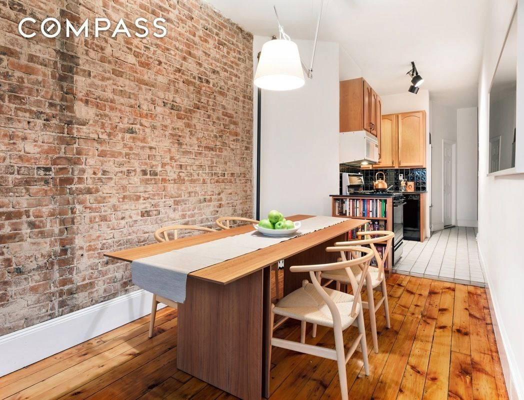 66 4th place, carroll gardens, compass, dining room