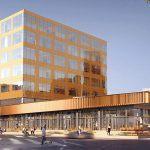 S9 Architecture, Trump Village Shopping Center, 532 Neptune Avenue, Cammeby's International, Neptune/Sixth