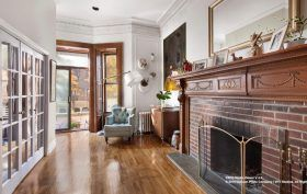 341 West 87th street, co-op, douglas elliman, upper west side, living room