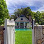 Candace Bushnell Connecticut home, Roxbury Connecticut, Victorian farmhouse