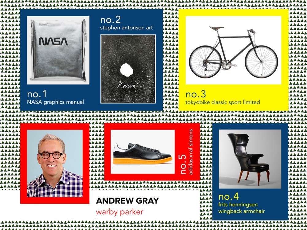 andy gray, andrew gray, andy gray designer, 6sqft designer gift guide