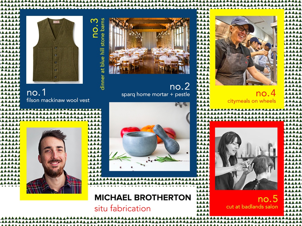 michael brotherton, 6sqft designer gift guide, situ fabircation