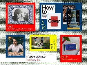 6sqft designer gift guide, teddy blanks,chips studio