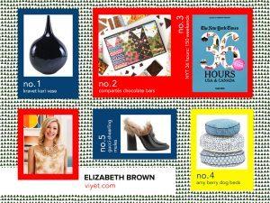 6sqft designer gift guide, viyet.com, elizabeth brown